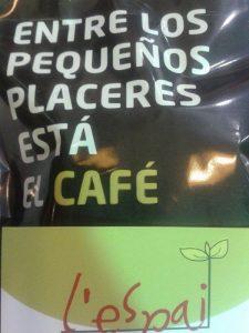 eentre los pequeños placeres esta el café