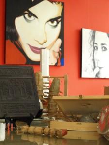 Exposición en L'espai d'art. Septiembre 2012 a Enero 2013