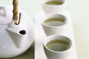 tetera blanca, té blanco, té verde Denia