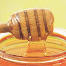 miel en dispensador